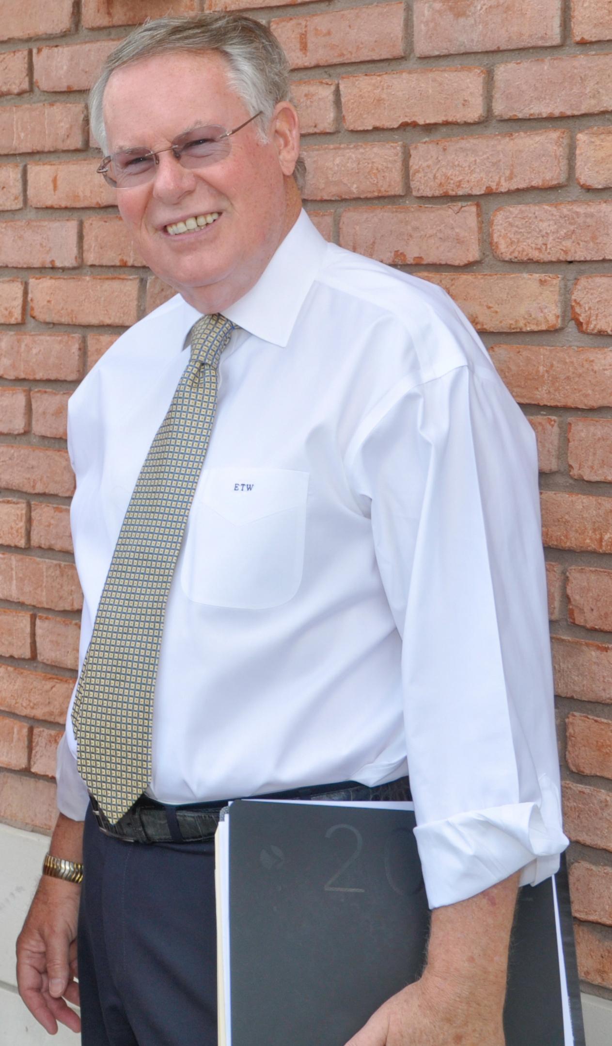 Ed Wehnert, Jr.
