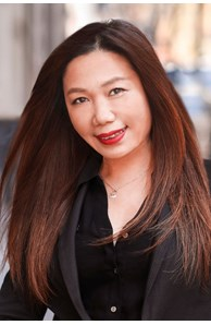 """Shufen """"Rosemary"""" Huang"""