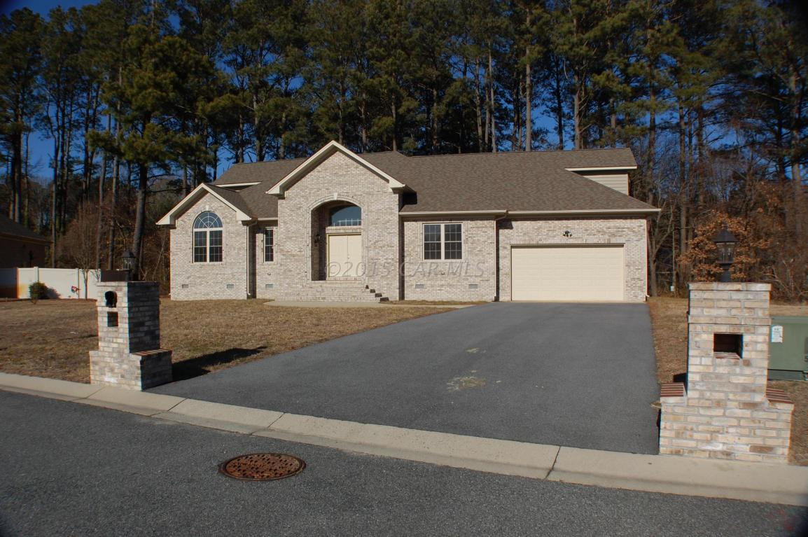 Single Family for Sale at N/A, 114 Holly Hill Ct Fruitland, Maryland 21826 United States