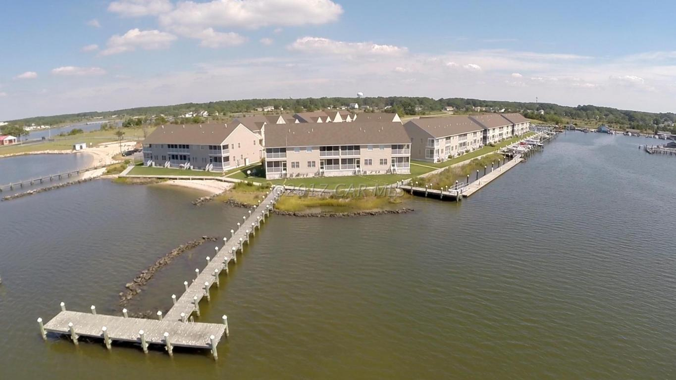 Condo / Townhouse for Sale at Waters Edge Crisfield, 111 Sunset Cir Crisfield, Maryland 21817 United States