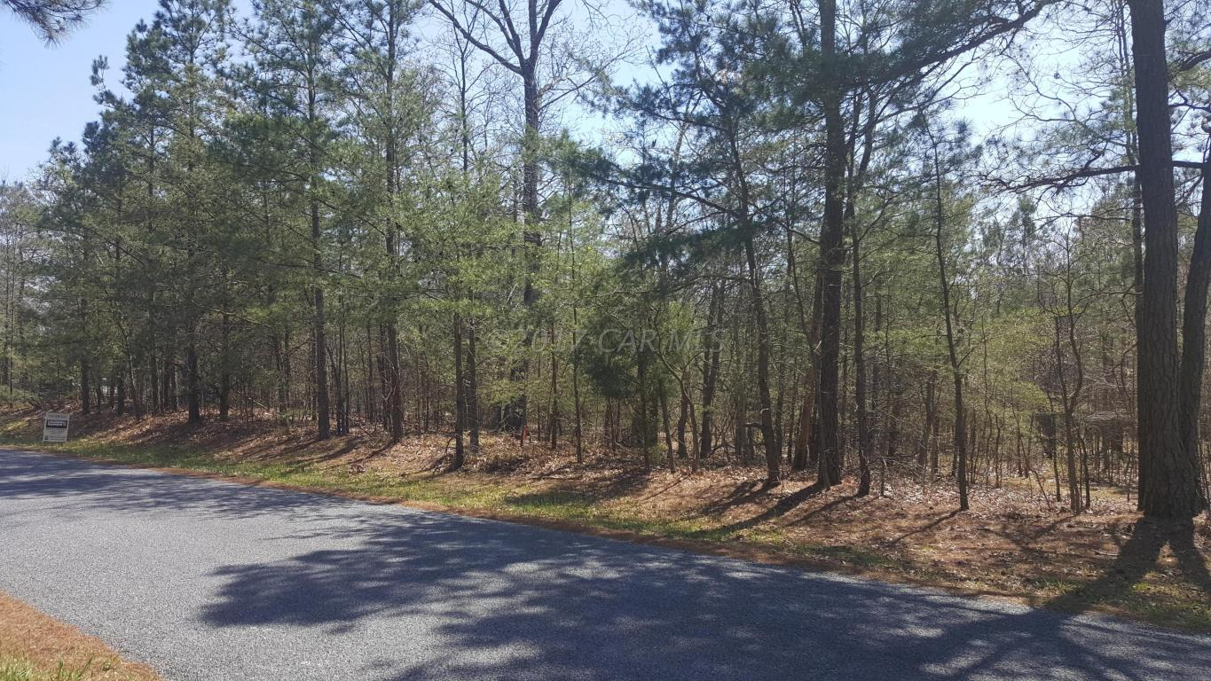 Land for Sale at Lot 3 Sandy Hill Rd Quantico, Maryland 21856 United States