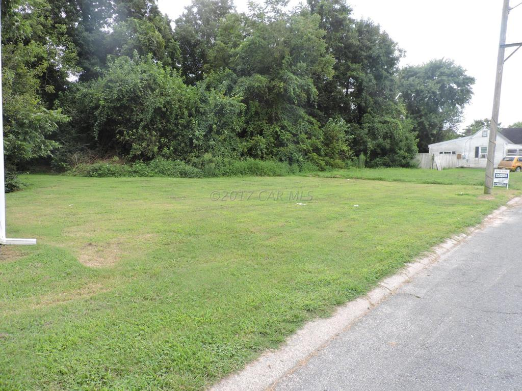 Land for Sale at 507 Bonneville Ave Pocomoke City, Maryland 21851 United States