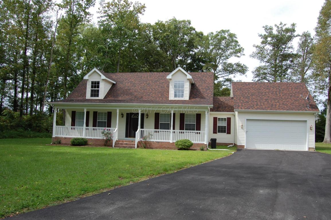 Single Family for Sale at N/A, 834 White Oaks Ln Pocomoke City, Maryland 21851 United States