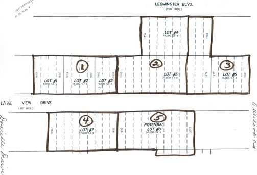 Lots 1-5 Lakeview Drive - Photo 1