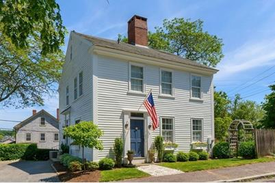 Cool 4 Bennett Street Manchester By The Sea Ma 01944 Download Free Architecture Designs Xaembritishbridgeorg