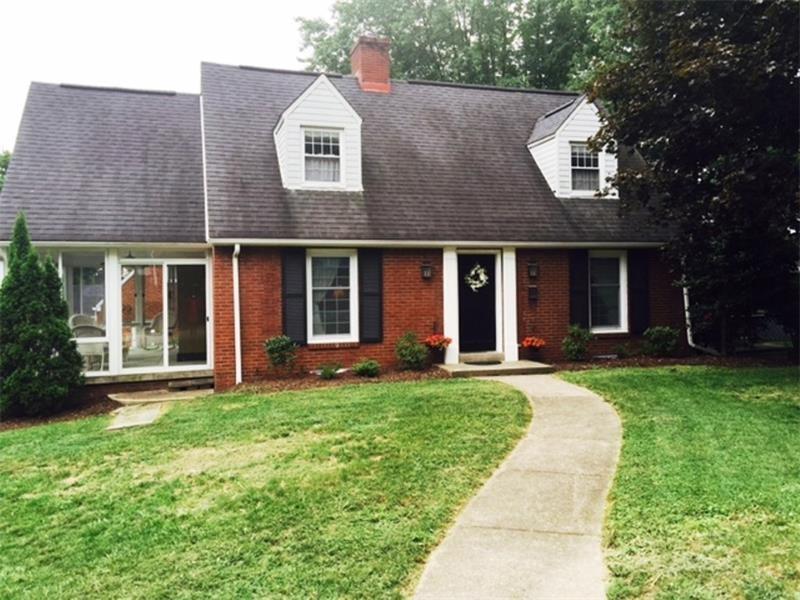 134 northmont street greensburg pa 15601 mls 1241589 for Home builders greensburg pa