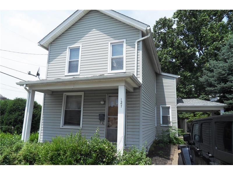 127 liberty street greensburg pa 15601 mls 1286599 for Home builders greensburg pa