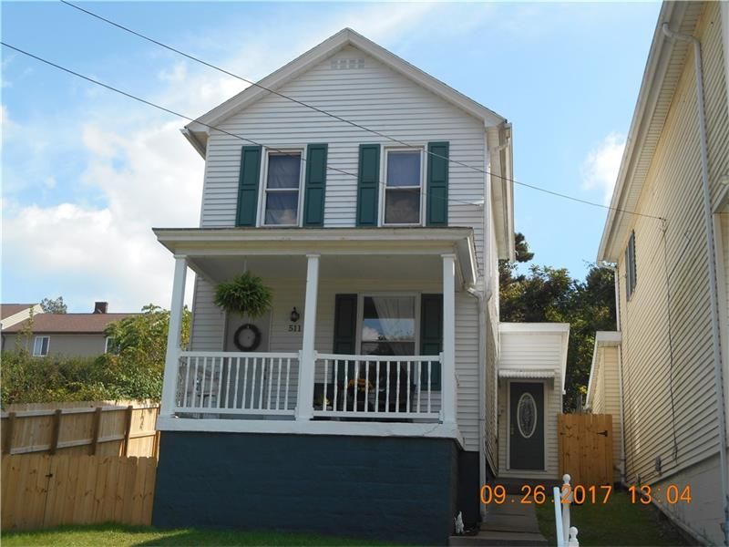 511 southwest ave greensburg pa 15601 mls 1304234 for Home builders greensburg pa