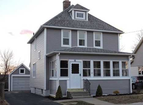 C A Construction Ludlow Ma 16 Greenwich Street, Ludlow, MA 01056 - MLS 71947794 - Coldwell Banker