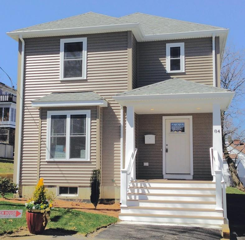Search Homes For Rent By School District: 84 Inglewood Street, Braintree, MA 02184
