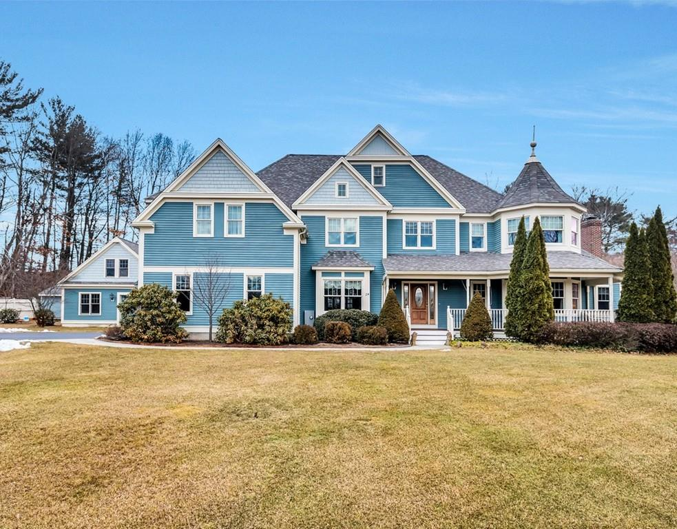 New Homes For Sale In Stow Ma