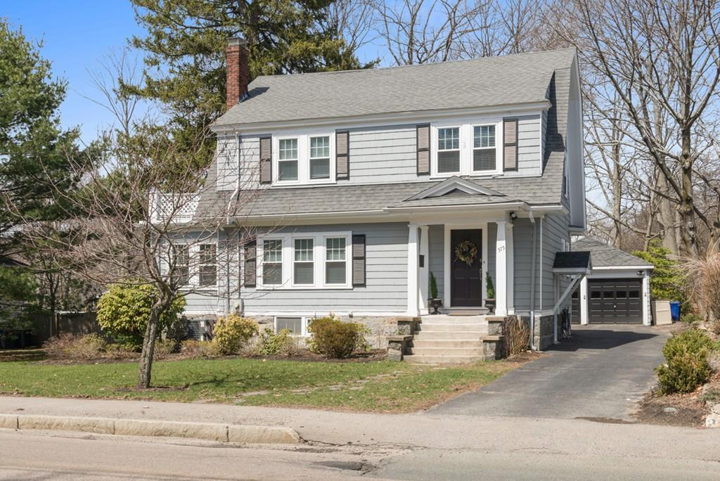 New Home For Sale In Milton Ma
