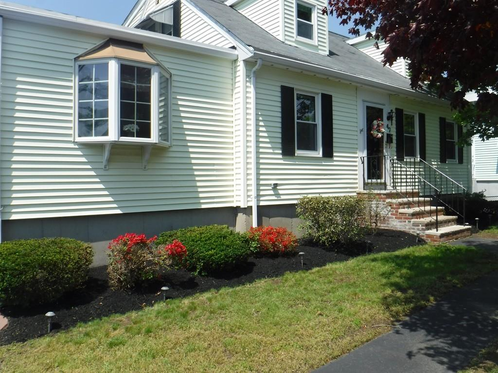New Construction Homes Weymouth Ma
