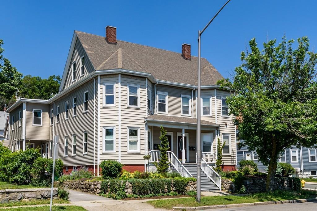 Homes For Sale Fellsway Medford Ma