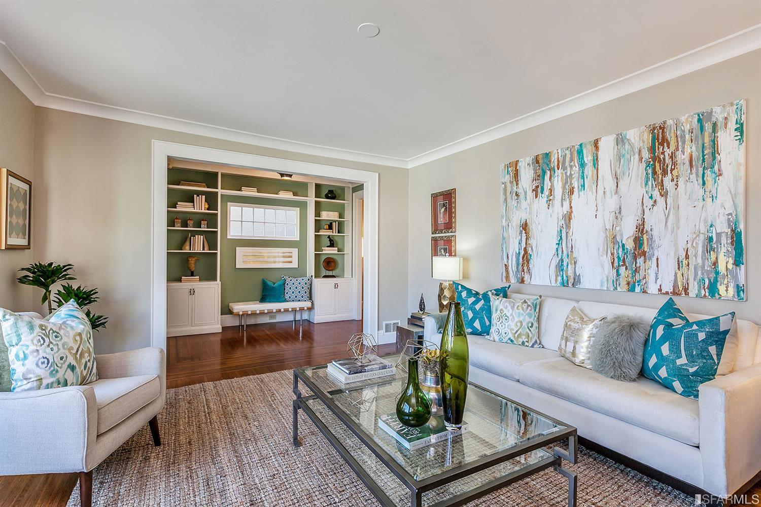 Additional photo for property listing at 15 North View Court  SAN FRANCISCO, CALIFORNIA 94109