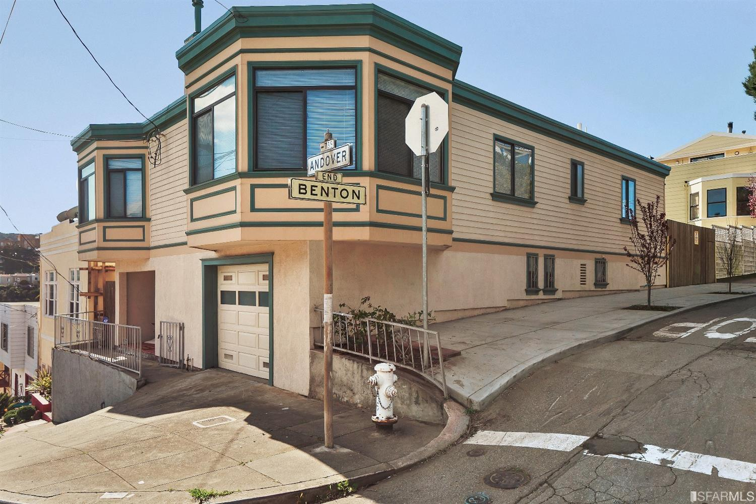 Other for Sale at 750 Andover Street SAN FRANCISCO, CALIFORNIA 94110