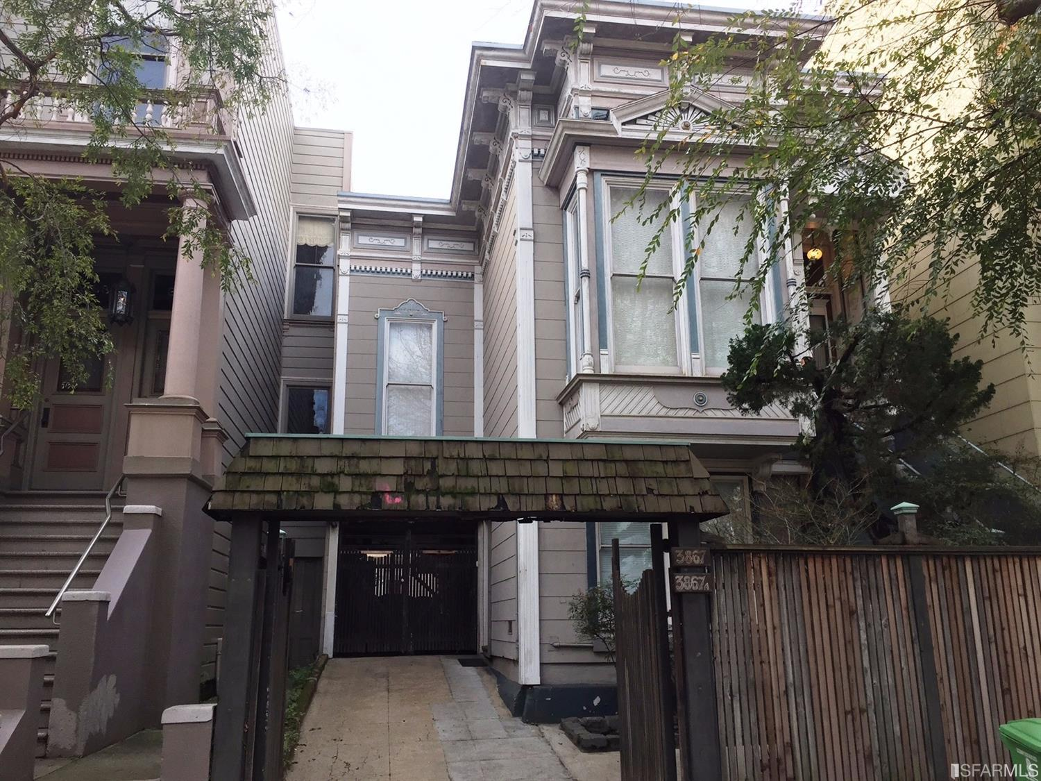 Other for Sale at 3867-3869 17th Street SAN FRANCISCO, CALIFORNIA 94114