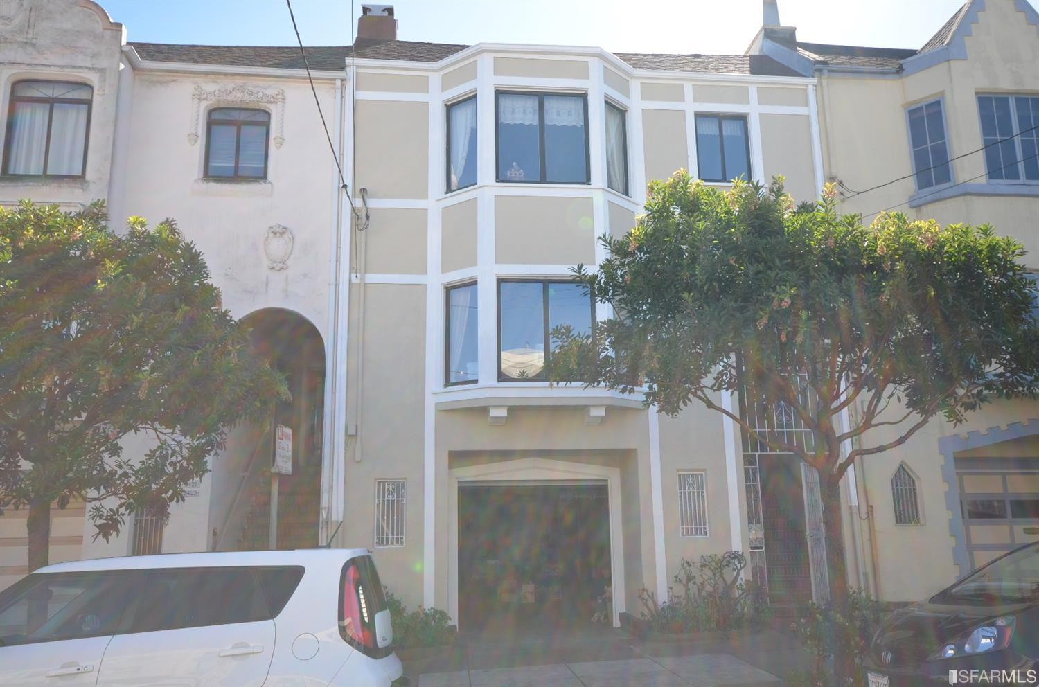 Other for Sale at 2427-2429 Cabrillo Street SAN FRANCISCO, CALIFORNIA 94121