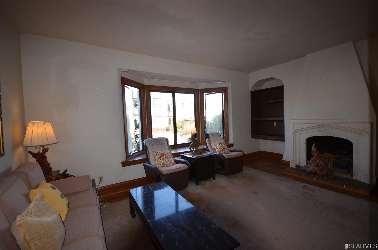 Additional photo for property listing at 2427-2429 Cabrillo Street  SAN FRANCISCO, CALIFORNIA 94121
