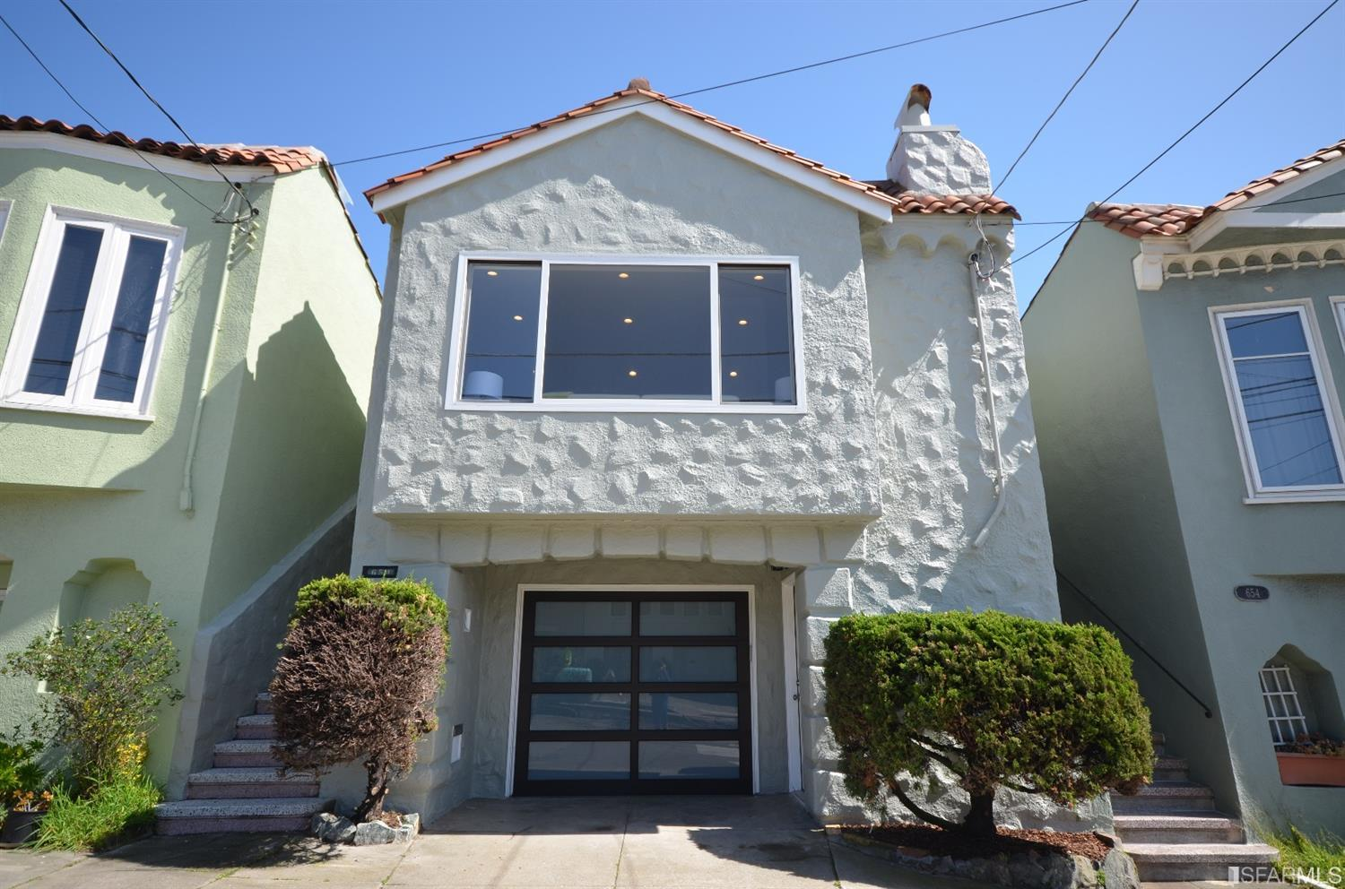 Other for Sale at 650 38th Avenue SAN FRANCISCO, CALIFORNIA 94121