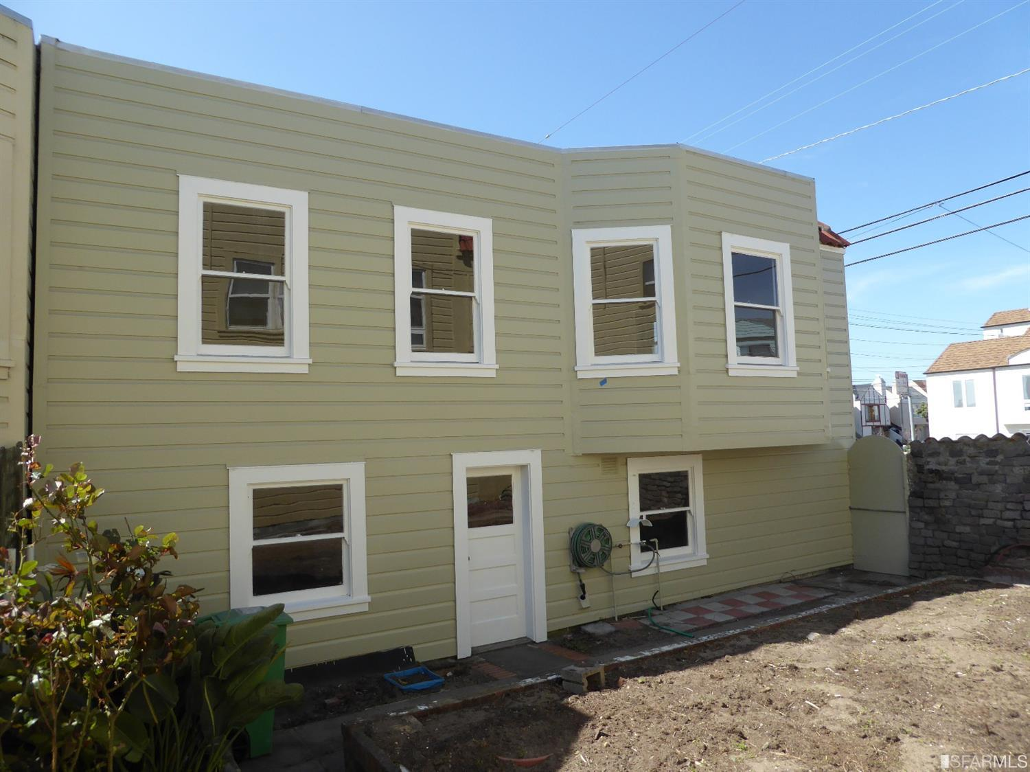 Additional photo for property listing at 2300 34th Avenue  SAN FRANCISCO, CALIFORNIA 94116