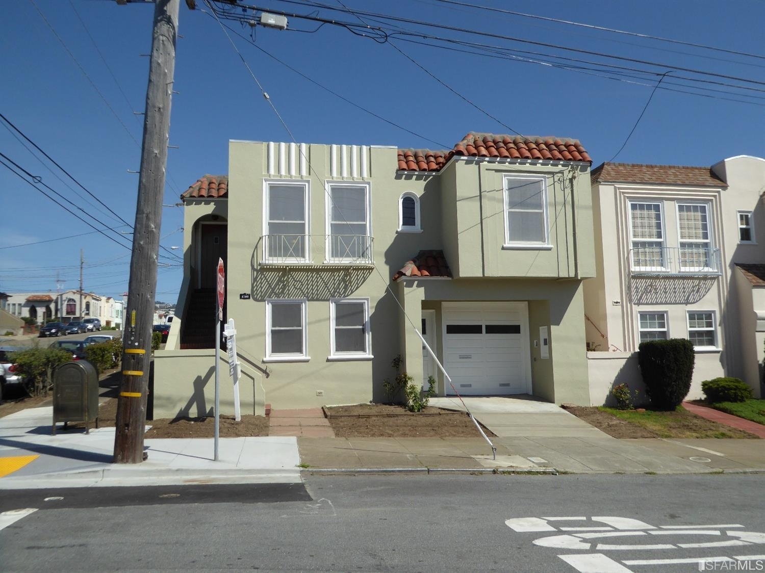 Other for Sale at 2300 34th Avenue SAN FRANCISCO, CALIFORNIA 94116