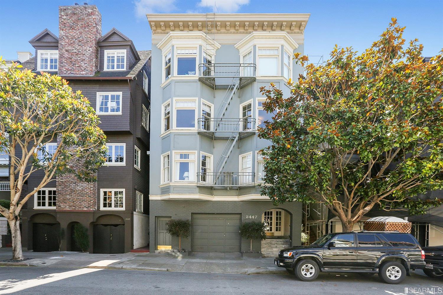 Other for Sale at 2447 Vallejo Street SAN FRANCISCO, CALIFORNIA 94115