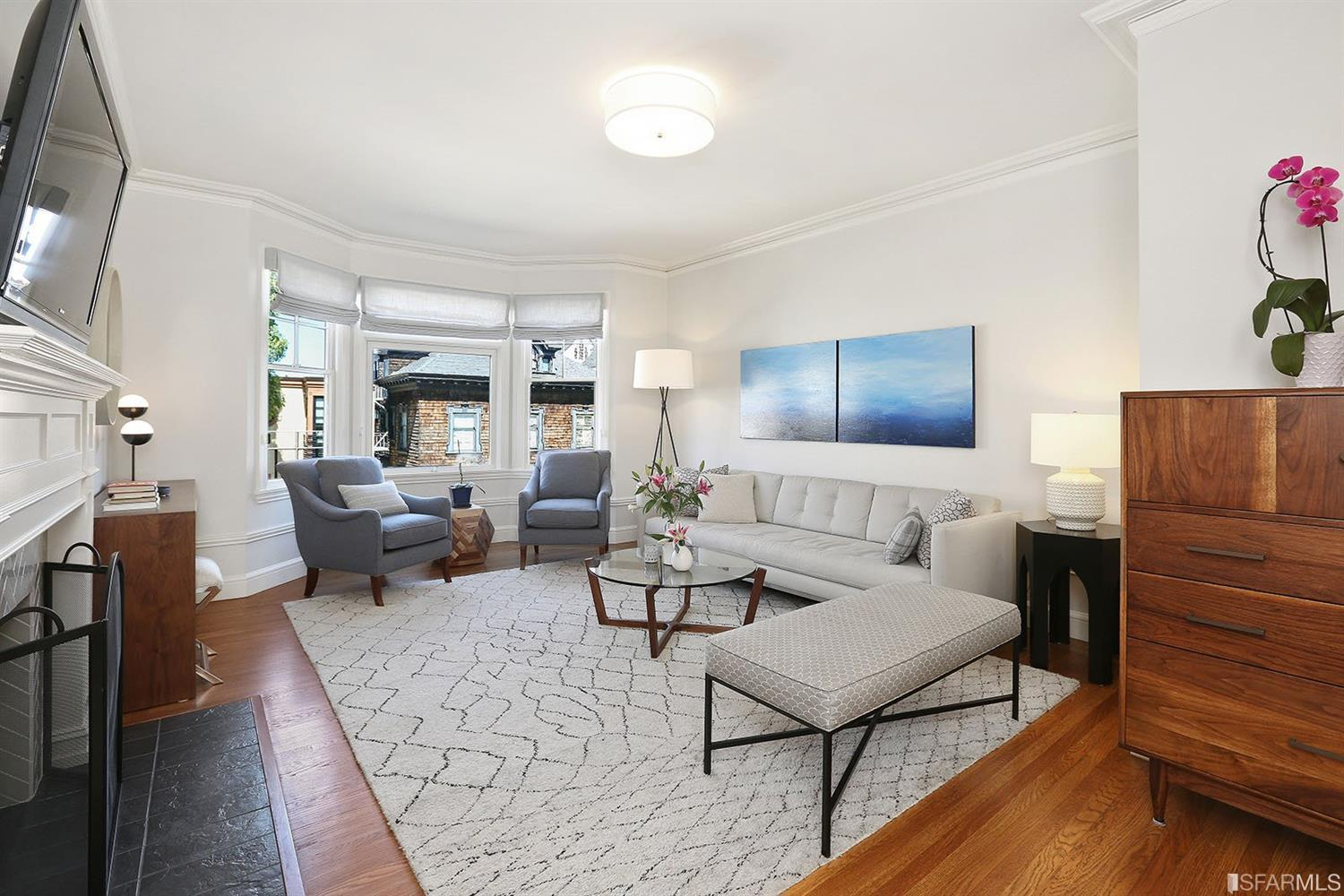 Additional photo for property listing at 2447 Vallejo Street  SAN FRANCISCO, CALIFORNIA 94115