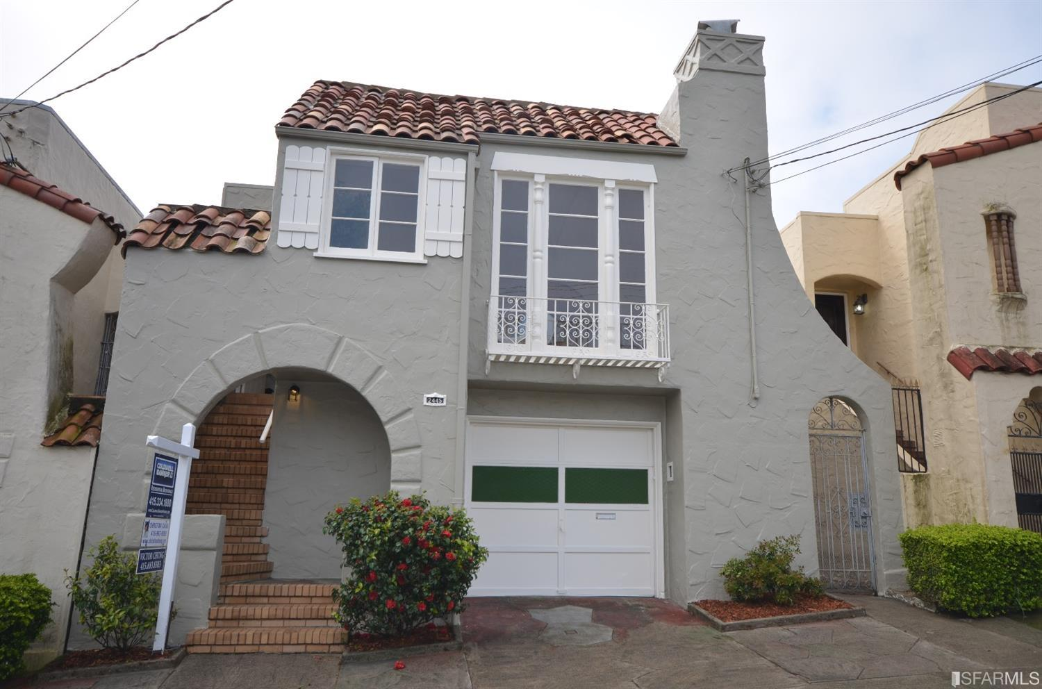Other for Sale at 2445 Lawton Street SAN FRANCISCO, CALIFORNIA 94122