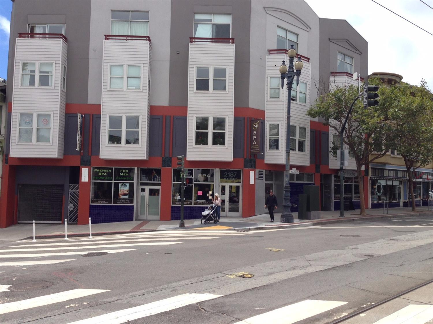 Additional photo for property listing at 2185-2187 Market Street  SAN FRANCISCO, CALIFORNIA 94114