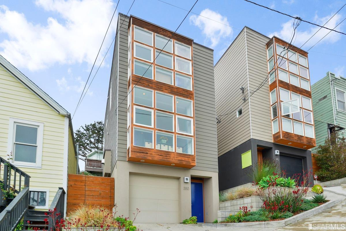 Additional photo for property listing at 350 Bradford Street  SAN FRANCISCO, CALIFORNIA 94110