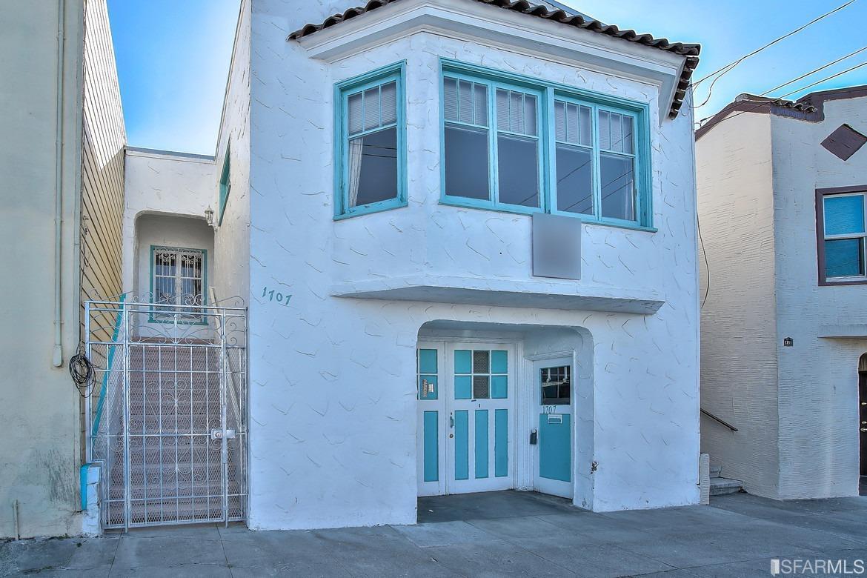 1707 La Salle Avenue, San Francisco, CA 94124 - MLS 468936 ...