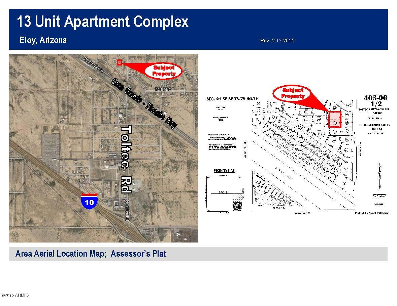 Map Of Eloy Arizona.4215 N Granada Dr Eloy Az 85131 Mls 5798386 Coldwell Banker