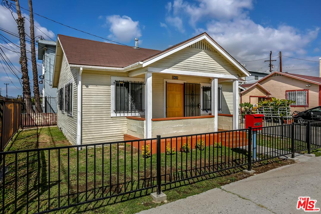 4637 lomita st los angeles ca 90019 mls 17 275850 for Mls rentals los angeles