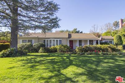 255 Homewood Rd Los Angeles Ca 90049 Mls 19 427346