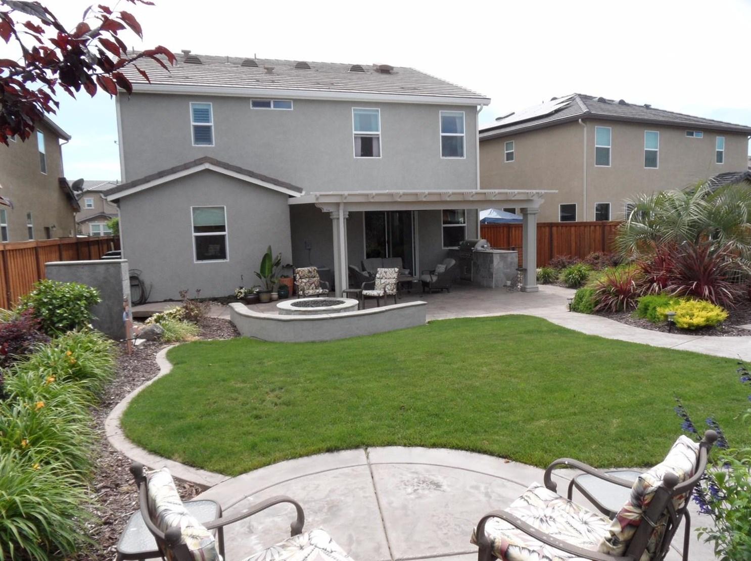 California Backyard Roseville | Backyard Ideas