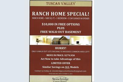 3168 Tbb Tuscan Valley Estates Court - Photo 1