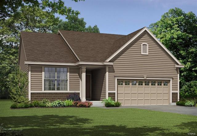 New Home Subdivision Wentzville Missouri