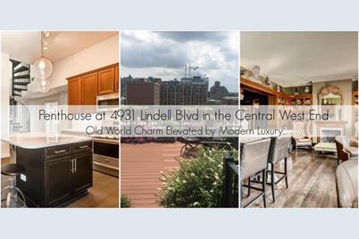 4931 Lindell Boulevard #803 - Photo 1
