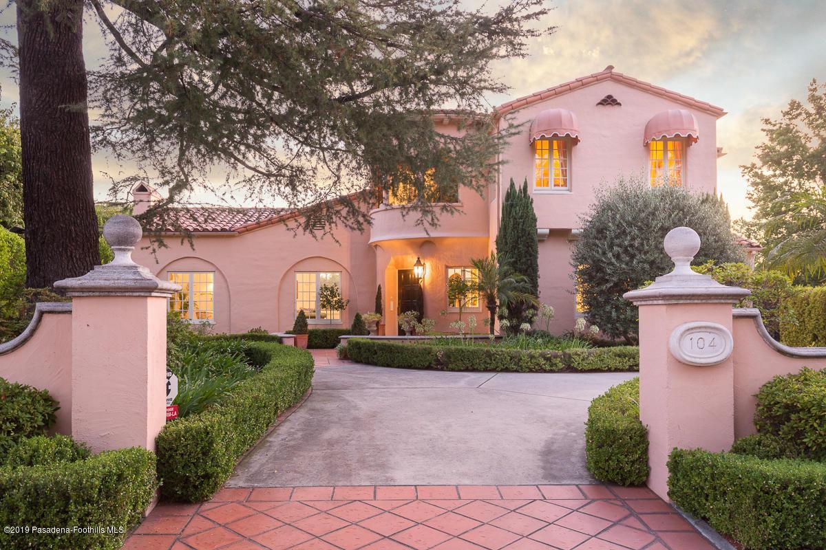 104 Club Rd, Pasadena, CA 91105 - MLS 819004207 - Coldwell Banker