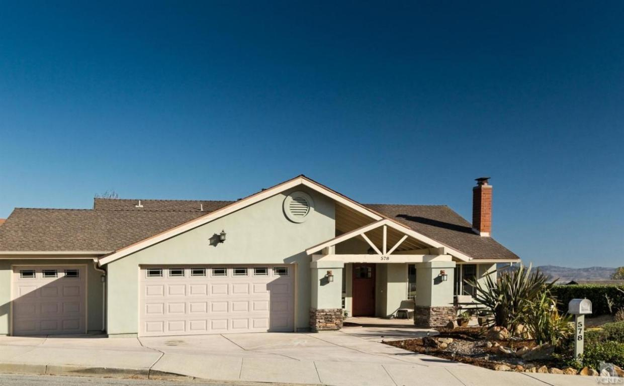 Single Family for Sale at 578 La Fonda Drive Ventura, California 93003 United States