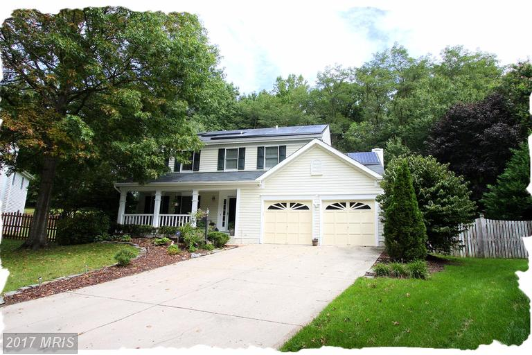 Single Family for Rent at 2084 Ingleside Court Crofton, Maryland 21114 United States