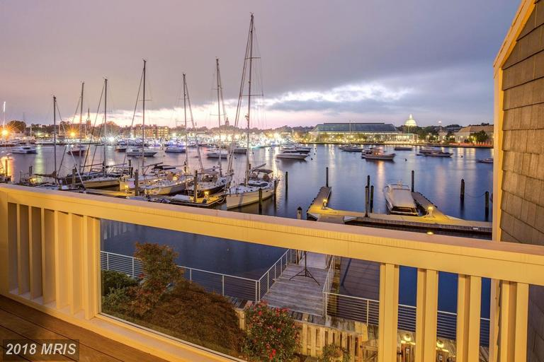 Condo / Townhouse for Sale at 306 First Street Annapolis, Maryland 21403 United States