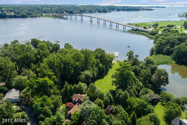 Single Family for Sale at 212 Norwood Road Annapolis, Maryland 21401 United States