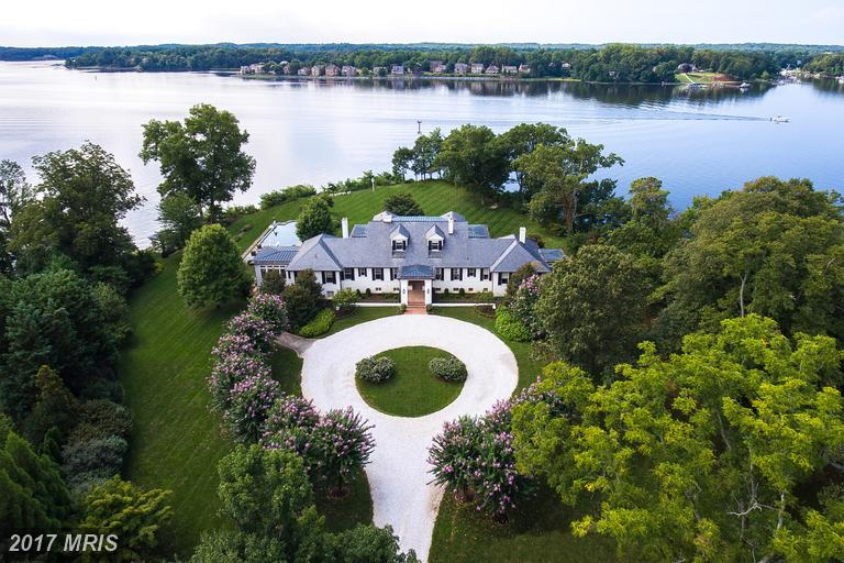 Single Family for Sale at SHADOW POINT, 36 Shadow Point Court Edgewater, Maryland 21037 United States