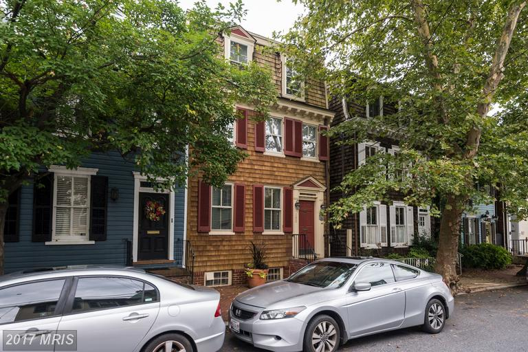 Condo / Townhouse for Rent at 150 Prince George Street Annapolis, Maryland 21401 United States