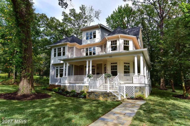 Single Family for Sale at 402 Princeton Boulevard Alexandria, 22314 United States