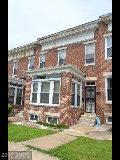 Condo / Townhouse for Sale at 3217 The Alameda Baltimore, Maryland 21218 United States