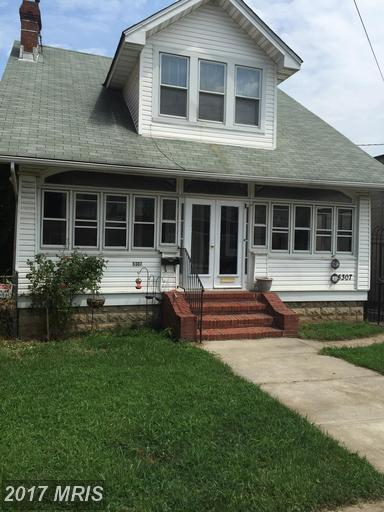 Multi Family for Sale at 5307 East Drive Halethorpe, 21227 United States