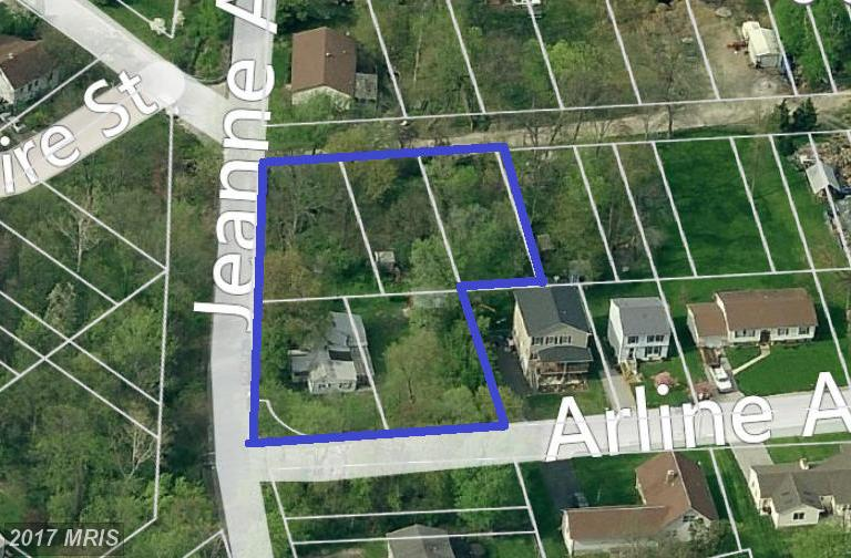 Land for Sale at Arline Avenue Halethorpe, 21227 United States